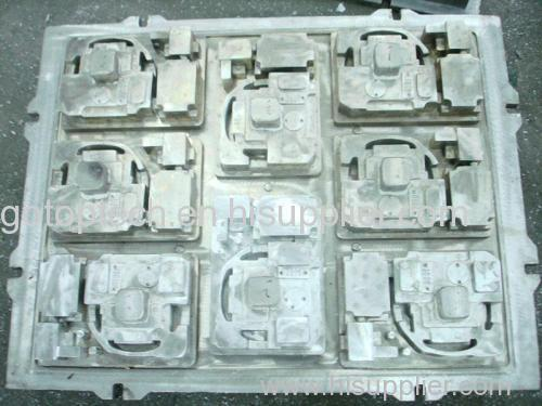 EPS foam mould making products for packaging appliance