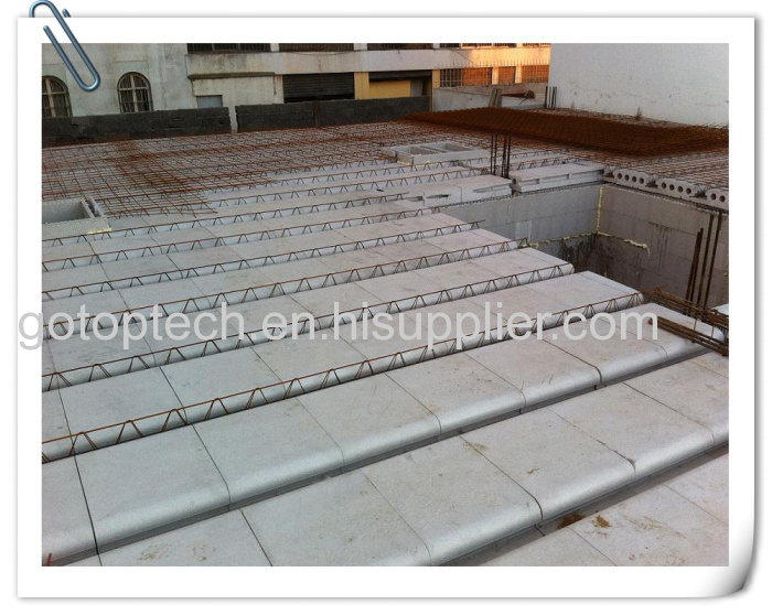 Eps Polyfoam Mould Making Floor And Roof For House
