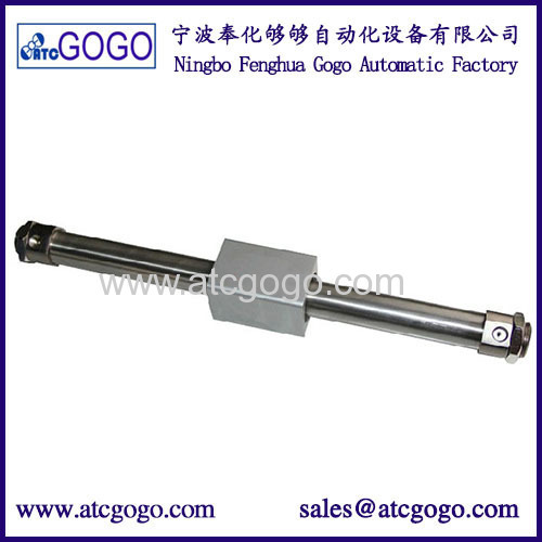 Magnetically Coupled rodless pneumatic cylinder