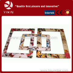 Hot photo frame heat transfer film