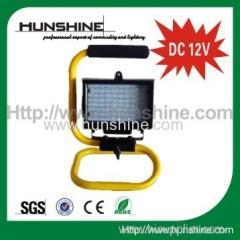 S-shaped holder 63 led 12 volt led flood light