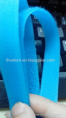 good quality colored nylon velcro hook and loop strap