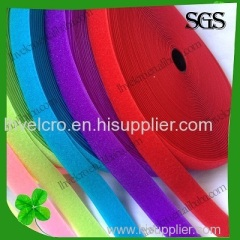 Colored Velcro Hook and Loop