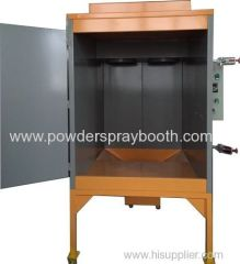 Powder Coating Portable Powder Spray Booths