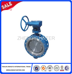Steel flange butterfly valve casting parts price
