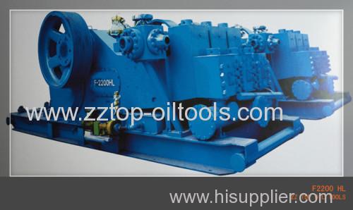 High pressure dirlling mud pump F2200 HL