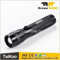 q5 highlight rechargeable ultrafire torch for hunting night