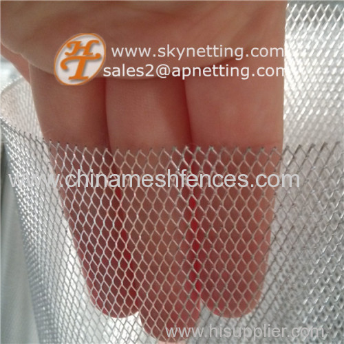 small hole expanded mesh sheet