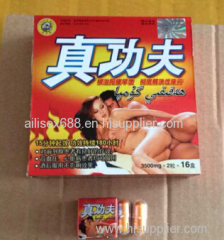 hot selling chinese zhengongfu sexual medicine