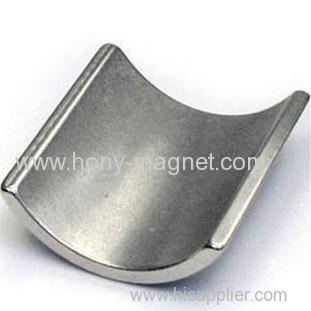 Arc Segment Neodymium magnet generator