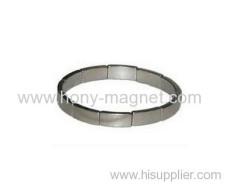 Strong Neodymium Segment Magnet N35SH