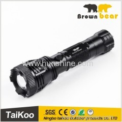 ultra bright xml t6 led diving flashlight
