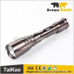 1W aluminum torch lantern