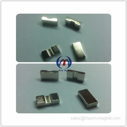 Neodymium custom made magnets
