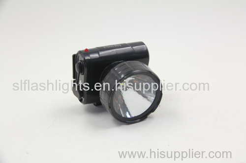 Chinese plastic rechargeable head flashlight