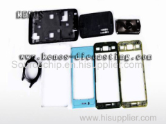 Mobile phone housing die casting parts manufacturer