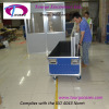 Packing Flight Case for Portable Interpreter Booths