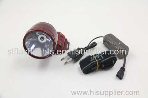 Plastic rechargeable LED Lamp manfactory