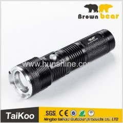 hot sale 1w led aluminum small torch light