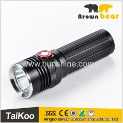 hot sale 12000-lumen led flashlight