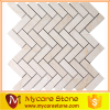 Wholesale decorative strip marble mosaic pattern