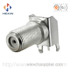 metal shield with connector