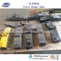 Train Brake Shoe Technical Data/Manufacturer of Locomotive ...