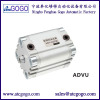 Festo type pneumatic air cylinder 32mm bore 50mm stroke compact aluminum profile cylinder
