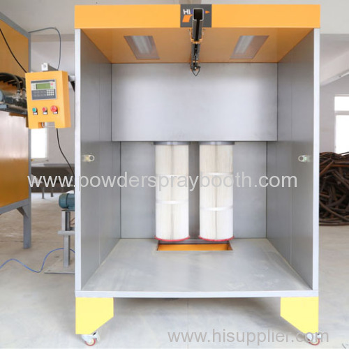 Colo Series Powder Booth