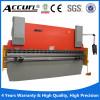 6mm thickness with worktable length of 4m steel bending machine
