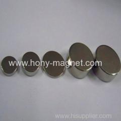n52 grade strong disc neodymium magnet