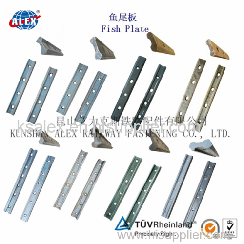 115RE Joint Bar/ASRE Standard Joint Bar/Chinese Rail Splice Bar/BS