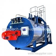 WNS serie van brandstof gas stoomketel