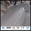 Hot dipped galvanized Concertina Razor barb wire with sharp blade for high security