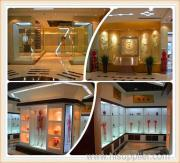 Human body exhibit