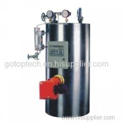 Hoge kwaliteit 2T brandstofgas stoomketel