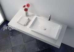Composite Resin Stone Counter-top Wash Basin