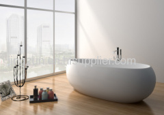 Customized Freestanding Solid Surface Bathtub