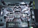 Polishing / Sand Blasting Plastic Injection Moulding Process For Japanese Car Parts