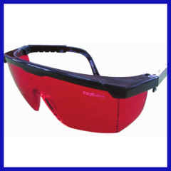Side-protective X-ray protective glasses