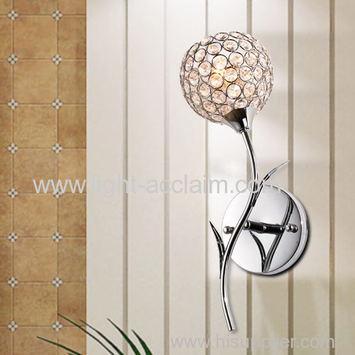 In 2015 the new crystal wall lampcrystal home lighting creative interior lighting