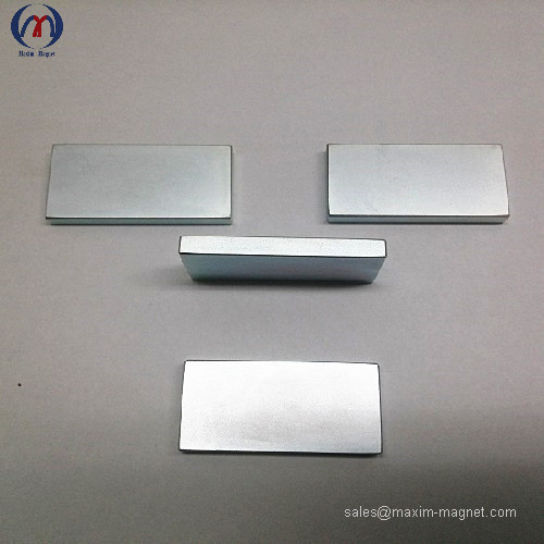 Neodymium plate magnets with powerful magnetic force