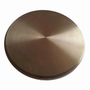 ASTM B381 GR5 titanium disk