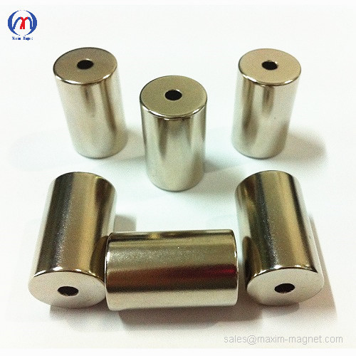 Ring magnets Neodymium tube magnets
