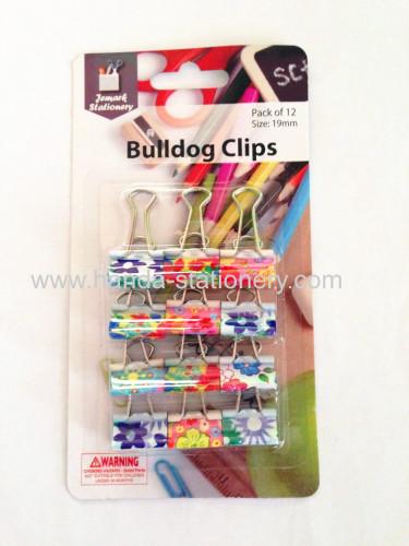 creative various kinds fashion binder clips cute shape binder clip