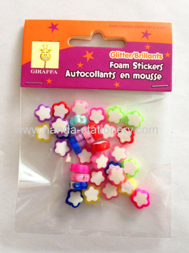 DIY accessories 20 mm beads acrylic diamond bead plastic round bead