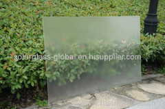 manufacturer of 3.2mm tempered Solar Glass
