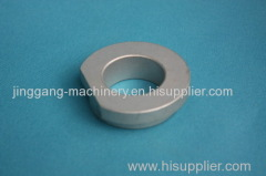 end cover end closure parts for machine