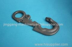 lifting hook load hook hanger parts for industrial