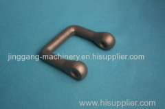 suspension clasp parts for hook parts for machine